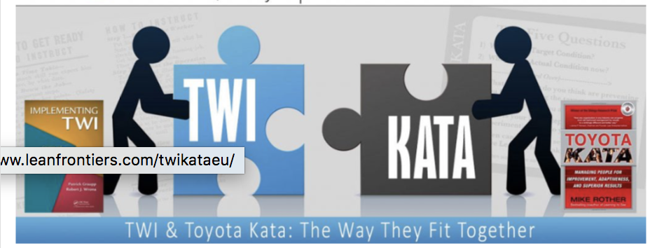 Toyota Kata - Building People to Meet Strategic Goals